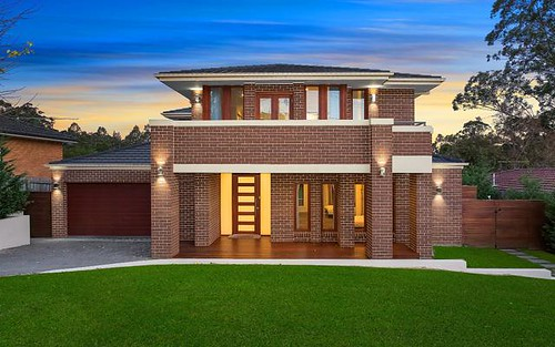 16 Eaton Road, West Pennant Hills NSW