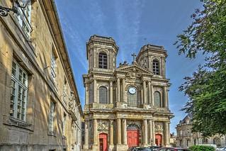 The Cathedral of Langres (Cathédrale Saint-Mammès de Langres)