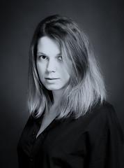 *** (Valentyn Kolesnyk (ValeKo)) Tags: pentax people portrait k3 light look woman classic