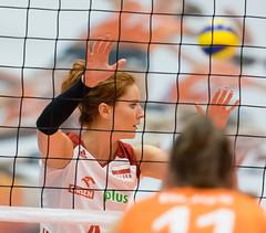 29151156 (roel.ubels) Tags: nederland oranje holland polen poland polska amsterdam sporthallen zuid volleybal volleyball oefenwedstrijd sport topsport 2017