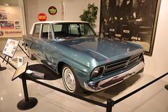 Last Studebaker Cruiser Sedan 1966 (Ray Cunningham) Tags: studebaker national museum south bend indiana