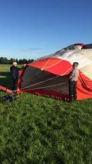 170813 - Ballonvaart Sebaldeburen naar Drachten 1