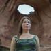 At Corona Arch