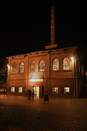 "Museumsnacht Kiel (43) Alte Gießerei • <a style=""font-size:0.8em;"" href=""http://www.flickr.com/photos/69570948@N04/36907593561/"" target=""_blank"">Auf Flickr ansehen</a>"