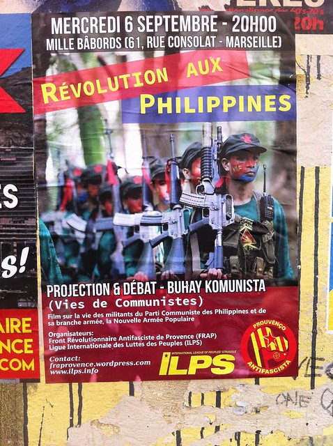 revolutions aux Philippines