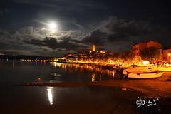 Marta...Italy. (Biagio ( Ricordi )) Tags: marta viterbo lagodibolsena tuscia love amore italy lazio borgo lake lago