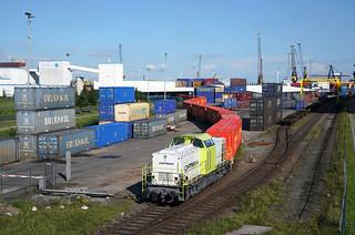 Captrain Netherlands V100 | Moerdijk