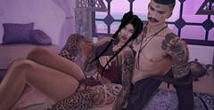Esa Boquita (Leled3 Braham) Tags: kinky identity gabriel gb beedesigns tattoo kisses kiss mesh boy bento girl couple beautiful