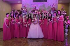 Briana Yamileth festejó sus XV años