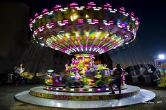 en el tiovivo... (_DSC5109) (Rodo López) Tags: fiestasdebembibre fiesta tiovivo carrusel elbierzo bembibre explore excapture nikon nigth nigthphotografy colores