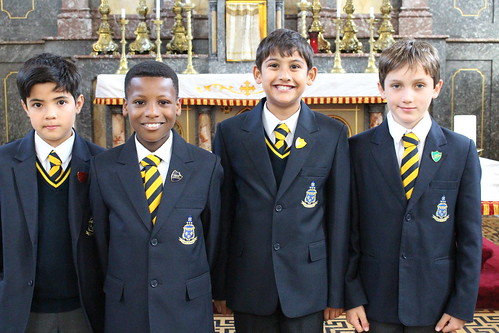 House Captains Alexander Kamwana Reuben Edward