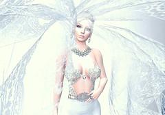 Tiffany (danaorianaor) Tags: white romantice lace glam dream beauty tiffany