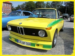 BMW 2002 (v8dub) Tags: bmw 2002 allemagne deutschland germany german niedersachsen cloppenburg pkw voiture car wagen worldcars auto automobile automotive youngtimer old oldtimer oldcar klassik classic collector