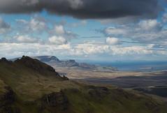 Towards Staffin (Joe stockdale) Tags: skye scotland uk gb landscape old man storr sky cloud sea may