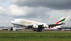 A6-EDF A380 @ Heathrow (Daz85) Tags: a380 a388 heathrow runway 27l taxiway egll lhr plane airport aircraft airplane aeroplane grass airside canon60d canon 60d weather clouds dubai emirates omdb dxb a6edf