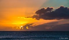 Travel, eat, sleep, repeat. (marcgalánisern) Tags: landscape innerpeace nodreamisevertoobig staypositive kauai thegardenisland unrealhawai hawai paradise sunset chasingsunsets
