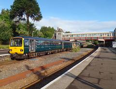 143618 & 143620 Torquay [Explored] (Marky7890) Tags: gwr 143618 143620 class143 pacer 2f17 torquay railway devon rivieraline train
