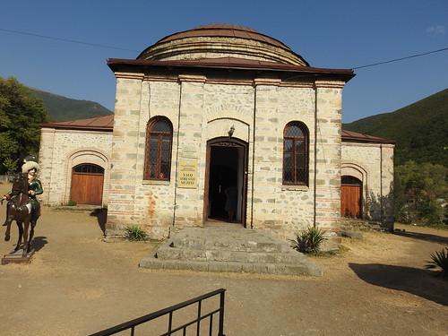 This museum near the Khansarai was once an Albanian  church