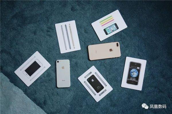 蘋果iPhone 8/Plus評測:你真的甘心笑著扮演X的配角?