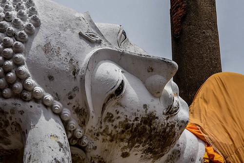 Wat Yai Chai Mongkhon, Ayutthaya, Thaïlande