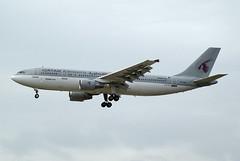 Qatar Airways Airbus A300B4-622R A7-ABW (Kambui) Tags: qatarairways airbus a300b4622r a7abw qatar moertle kambui