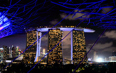 singapore colors (poludziber1) Tags: city colorful cityscape color colorfull capital clouds street streetphotography skyline summer sky singapore blue night architecture building light