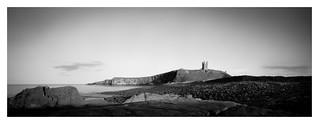 Dunstanburgh pinhole