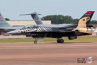 88-0032 Turkish Air Force Lockheed Martin F-16CJ Fighting Falcon