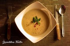 Crema de Cebolla con Tocino (Geri Toutin Espinoza) Tags: bellavistadeli quilpue foodporn chile chileanfood