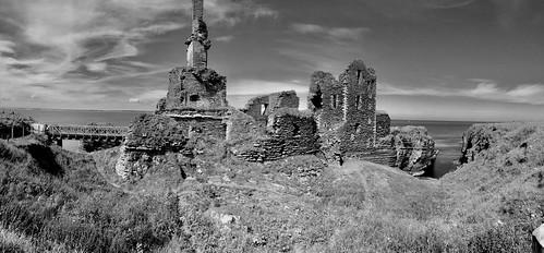 Girnigoe Castle, Wick, Scotland