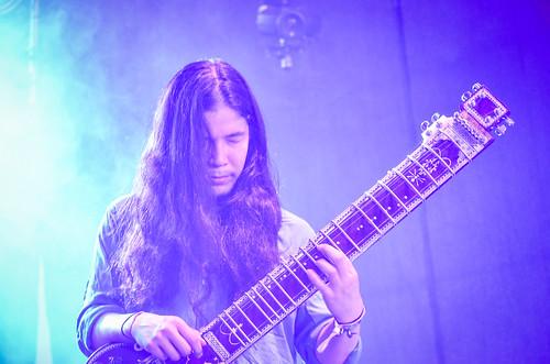 2017 - OFF Festival Katowice (POL) (130) - Kikagaku Moyo