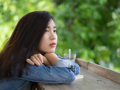 DSC06039 (anhpossible) Tags: portrait people beauty young girl cute carl zeiss sony a7