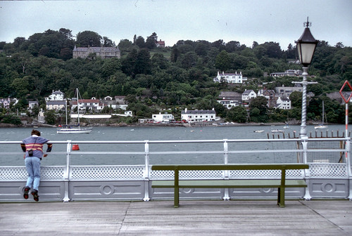 Bangor Pier - to The Gazelle on Anglesey