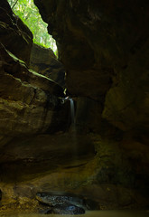 Conkles Hollow (+Lonnie & Lou+) Tags: nature travel ohio sony landscape longexposure nisi hocking hills logan waterfall waterscape forest rural water