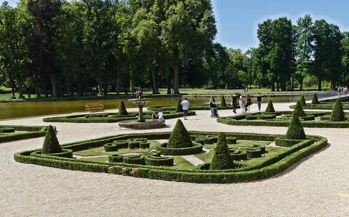 F20 parc de Chantilly