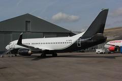 Boeing 737-3Y0w G-TGPG TAG Aviation (Retro Jets) Tags: boh tag b733