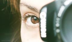 (Conserva tus Colores) Tags: me autoretrato portrait eyes canon canongirl mirada yo photographers artistasonflickr lovenature fotografía detalles pestañas ojos human girl
