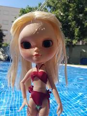 blythe custom pool piscina