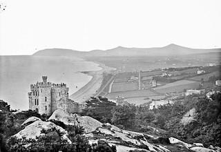 Victoria Castle East Gate, Killiney, Co. Dublin