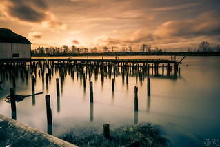 Abandoned - Britannia Shipyards