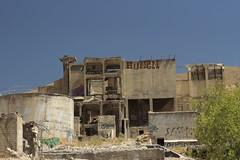 More Humen Than Human (LookSharpImages) Tags: lime oregon limeoregon abandoned abandonedspaces