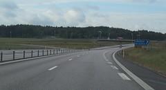 E45-22 (European Roads) Tags: e45 motorväg älvängen göteborg sweden sverige