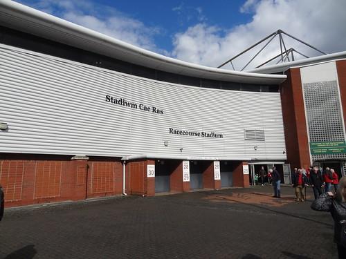 Wrexham FC stadium