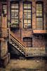 Old Victoria (Repp1) Tags: bc bcvancouverisland canada urbex urbandecay urbanexploration backlane alley staircase ruelle escalier explorationurbaine