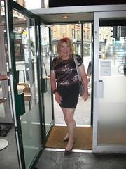 Making An Entrance (rachel cole 121) Tags: tv transvestite transgendered tgirl crossdresser cd