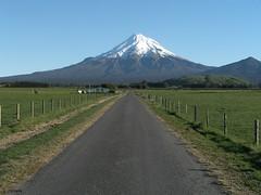 Road (G.O.Graphic) Tags: artistic nature taranaki landscape beautiful outdoors geographic newzealand gographic grass mtegmont mttaranaki mountain scenic