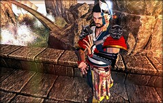 Kijin (Hayabusa-) Tags: secondlife sl kijin samurai ninja warrior