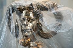 Jan Fabre - Sint Baafskerk - Aardenburg (wietsej) Tags: because bats all images must be underneath plastic night jan fabre sint baafskerk aardenburg sony a7rii zeiss sel1670z 1670 sculpture wietse jongsma