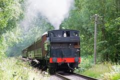 A request stop (Salopian07) Tags: svr severn valley railway bridgnorthbound locomotive train shropshire