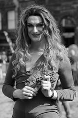 Edinburgh Festival Fringe 2017 - Kate Butch's Kate If You Wanna Go Butcher (Gordon.A) Tags: scotland edinburgh fringe edinburghfestival edinburghfestivalfringe edinburghfestivalfringe2017 edfest edfest2017 edinburghstreets embra auldreekie dùnèideann royalmile oldtown festival festiwal festivaali festivalen wyl féile festspiele arts artsfestival performingarts performingartsfestival streettheatre streetevent event streetperformer streetperformers performer performers performance entertainer entertainers entertainment people peoplewatching atmosphere celebration creative culture streetphotography streetportrait streetportraiture portrait portraitphotography portraiturephotography urban urbanphotography city citystreets daylight day naturallight monochrome monochromatic bw canon
